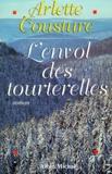 Arlette Cousture - L'envol des tourterelles.