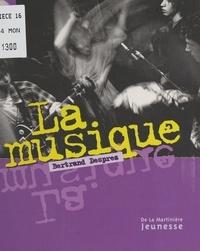 Arlette de Langlade et Jo Akepsimas - La musique.