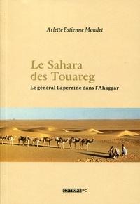 Rhonealpesinfo.fr Le Sahara des Touareg - Le général Laperinne dans l'Ahaggar Image