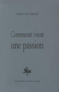 Deedr.fr Comment vient une passion Image