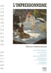 Arlette Sérullaz et  Collectif - L'impressionnisme.