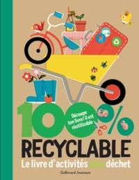 Arlon Penny et Susan Hayes - 100% recyclable - Le livre d'activités zéro déchet.