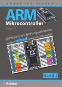 ARM-Mikrocontroller 02 - 30 Projekte in C für Fortgeschrittene.