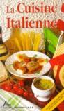 Armand Baratto - La cuisine italienne.
