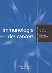Deedr.fr Immunologie des cancers Image