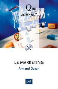 Armand Dayan - Le marketing.