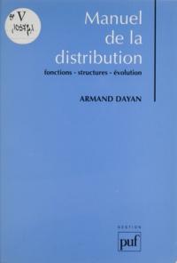 Armand Dayan - Manuel de la distribution.