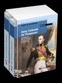 Armand de Caulaincourt - Dans l'intimité de l'Empereur : mémoires du duc de Vicence, grand écuyer de Napoléon - Coffret en 2 volumes.