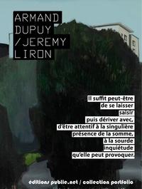Armand Dupuy et Jérémy Liron - L'Évidence feuilletée d'un monde.