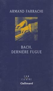 Deedr.fr Bach, dernière fugue Image