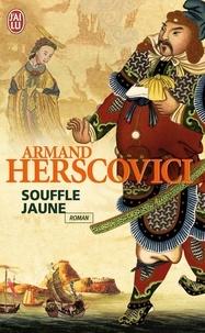 Armand Herscovici - Souffle jaune.