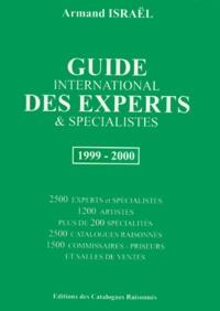 Accentsonline.fr Guide international des experts & spécialistes 1999-2000 - Catalogues raisonnés, artistes, spécialités, commissaire priseurs & salles des ventes Image