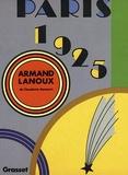 Armand Lanoux - Paris 1925.