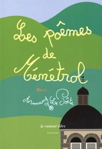 Armand Le Poête - Les poêmes de Ménétrol.