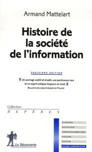 Accentsonline.fr Histoire de la société de l'information Image