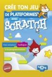 Armand Patou - Crée ton jeu de plateformes avec Scratch.