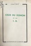 Armand Porte - Ceux du Donon et du 1. B..