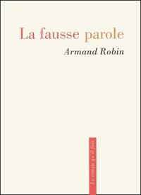 Armand Robin - .