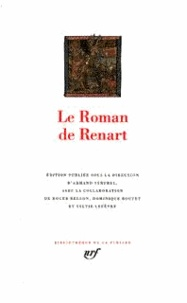Armand Strubel - Le roman de Renart.
