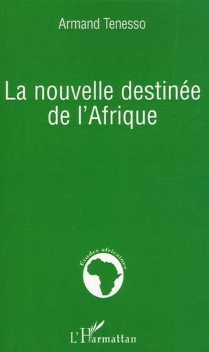 Armand Tenesso - La nouvelle destinée de l'Afrique.