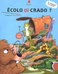 Armande et Pierre Braillon - Ecolo ou crado ? L'eau !.