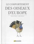 Armando Gariboldi et Andrea Ambrogio - Le comportement des oiseaux d'Europe.
