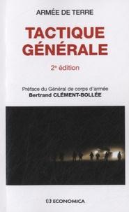 Armée de Terre - Tactique générale.
