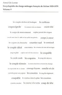 Encyclopédie des longs métrages français de fiction 1929-1979 - Volume 9 (de Copains à Cover Girls).pdf