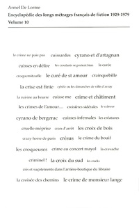 Encyclopédie des longs métrages français de fiction 1929-1979 - Volume 10 (du Crabe-tambour à Cyrano et dArtagnan).pdf