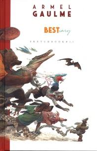 Armel Gaulme - Bestiary - Sketchbook # 1.1.