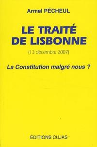 Deedr.fr Le Traité de Lisbonne (13 décembre 2007) - La Constitution malgré nous ? Image