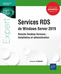 Ebooks en français à télécharger gratuitement Services RDS de Windows Server 2019  - Remote Desktop Services : Installation et administration FB2 RTF MOBI 9782409024047 (Litterature Francaise)