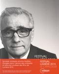 Armelle Bourdoulous et Margaux Coureau - Festival Lumière 2015, le catalogue - Grand Lyon Film Festival 12/18 octobre 2015.