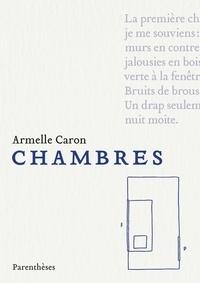 Armelle Caron - Chambres.