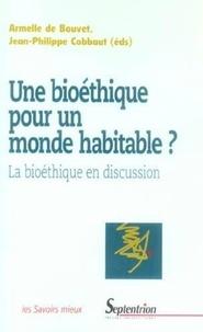 Deedr.fr Une bioéthique pour un monde habitable ? - La bioéthique en discussion Image