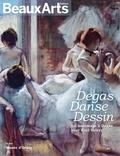 Armelle Fémelat et Stéphane Guégan - Degas, Danse, Dessin - Un hommage à Degas avec Paul Valéry.