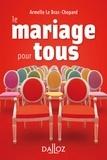 Armelle Le Bras-Chopard - Le mariage pour tous.