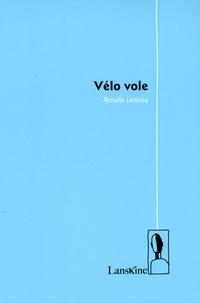 Armelle Leclercq - Vélo vole.