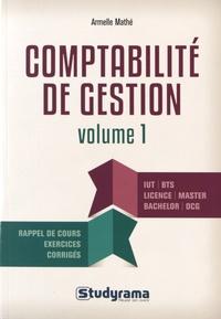 Openwetlab.it Comptabilité de gestion - Volume 1, Coûts et performances Image