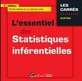 Armelle Mathé - L'essentiel des statistiques inférentielles.