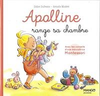 Armelle Modéré et Didier Dufresne - Apolline  : Apolline range sa chambre.