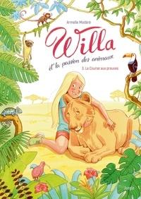 Armelle Modéré - Willa et la passion des animaux - Tome 3 - La grande Caverne.