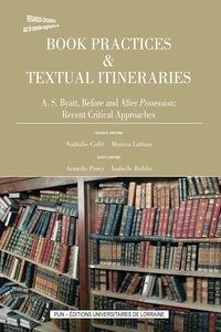 Armelle Parey et Isabelle Roblin - Book practices & textual itineraries.