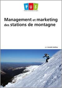 Armelle Solelhac - Management et marketing des stations de montagne.