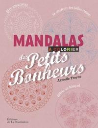 Blackclover.fr Mandalas des petits bonheurs à colorier Image