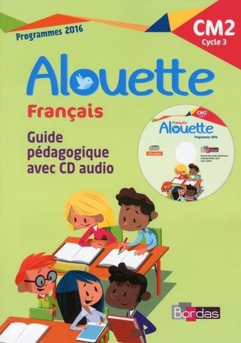 Francais Cm2 Alouette Guide Pedagogique Grand Format