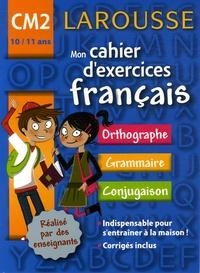 Mon Cahier D Exercices Francais Cm2 Broche