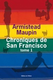 Armistead Maupin - Chroniques de San Francisco Tome 1 : .