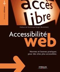 Armony Altinier - Accessibilité web - Normes et bonnes pratiques pour des sites plus accessibles.