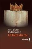 Arnaldur Indridason - Le livre du roi.